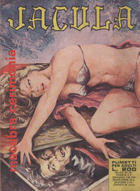 Cover Thumbnail for Jacula (Ediperiodici, 1969 series) #64