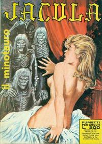 Cover Thumbnail for Jacula (Ediperiodici, 1969 series) #77