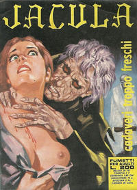 Cover Thumbnail for Jacula (Ediperiodici, 1969 series) #82