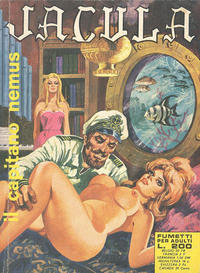 Cover Thumbnail for Jacula (Ediperiodici, 1969 series) #107