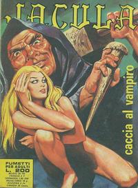 Cover Thumbnail for Jacula (Ediperiodici, 1969 series) #120