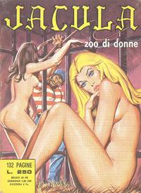 Cover Thumbnail for Jacula (Ediperiodici, 1969 series) #138