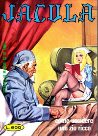 Cover Thumbnail for Jacula (Ediperiodici, 1969 series) #316