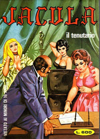Cover Thumbnail for Jacula (Ediperiodici, 1969 series) #317