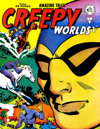 Cover Thumbnail for Creepy Worlds (Alan Class, 1962 series) #94