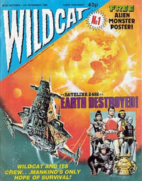 Cover Thumbnail for Wildcat (Fleetway Publications, 1988 series) #1