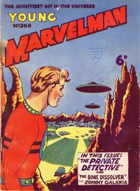 Cover Thumbnail for Young Marvelman (L. Miller & Son, 1954 series) #369