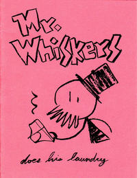 Cover Thumbnail for Mr. Whiskers Does His Laundry (Gypsygirl Press, 2003 series)