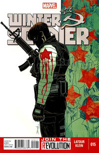 Cover Thumbnail for Winter Soldier (Marvel, 2012 series) #15