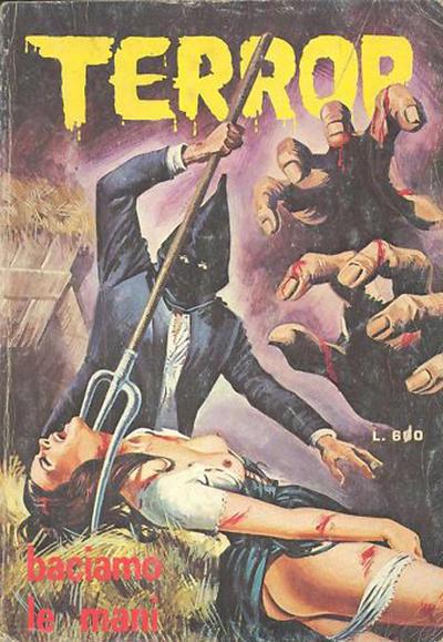Cover for Terror (Ediperiodici, 1969 series) #87