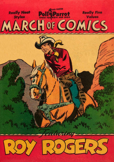 Cover for Boys' and Girls' March of Comics (Western, 1946 series) #62 [Sears]