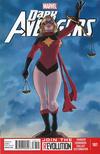 Cover for Dark Avengers (Marvel, 2012 series) #187