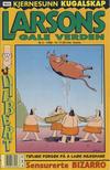 Cover for Larsons gale verden (Bladkompaniet / Schibsted, 1992 series) #5/1996