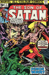 Cover Thumbnail for Son of Satan (1975 series) #2 [British]