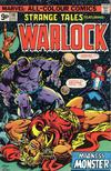 Cover for Strange Tales (Marvel, 1973 series) #181 [British]