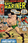 Cover for Sub-Mariner (Marvel, 1968 series) #30 [British price variant.]