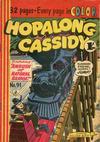 Cover for Hopalong Cassidy (K. G. Murray, 1954 series) #91