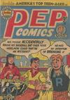 Cover for Pep Comics (H. John Edwards, 1951 series) #53