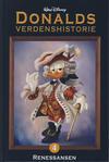 Cover for Donalds verdenshistorie (Hjemmet / Egmont, 2011 series) #4 - Renessansen