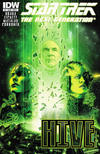 Cover Thumbnail for Star Trek TNG: Hive (2012 series) #4 [Cover A - Joe Corroney]