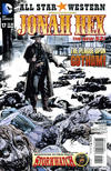 Cover for All Star Western (DC, 2011 series) #17