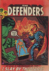 Cover for The Defenders (Yaffa / Page, 1977 series) #1