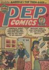 Cover for Pep Comics (H. John Edwards, 1951 series) #48