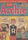 Cover for Archie Comics (H. John Edwards, 1950 ? series) #43