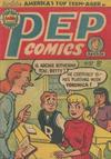 Cover for Pep Comics (H. John Edwards, 1951 series) #37