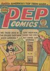 Cover for Pep Comics (H. John Edwards, 1951 series) #36