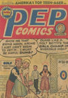 Cover for Pep Comics (H. John Edwards, 1951 series) #30