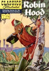 Cover for Classics Illustrated (Thorpe & Porter, 1951 series) #7 - Robin Hood [Price difference]