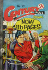 Cover for Century Plus Comic (K. G. Murray, 1960 series) #59