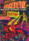 Cover for Daredevil (Yaffa / Page, 1977 series) #1