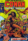 Cover for Conan the Barbarian (Yaffa / Page, 1977 series) #1