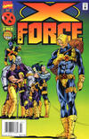 Cover for X-Force (Marvel, 1991 series) #44 [Newsstand]