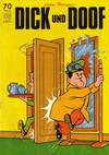 Cover for Dick und Doof (BSV - Williams, 1965 series) #20