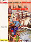 Cover for Barbe-Rouge (Dargaud, 1961 series) #3 - Le fils de Barbe-Rouge