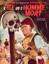 Cover for Barbe-Rouge (Dargaud, 1961 series) #7 - L'île de l'homme mort