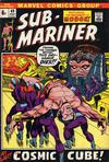 Cover Thumbnail for Sub-Mariner (1968 series) #49 [British price variant.]