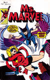 Cover for Ms. Marvel (Yaffa / Page, 1979 ? series) #4