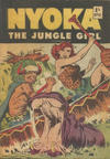 Cover for Nyoka the Jungle Girl (Cleland, 1949 series) #52