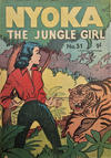 Cover for Nyoka the Jungle Girl (Cleland, 1949 series) #51