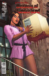 Cover for Grimm Fairy Tales Presents Madness of Wonderland (Zenescope Entertainment, 2013 series) #1