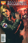 Cover Thumbnail for Battlestar Galactica (2006 series) #1 [Cover C Nigel Raynor]