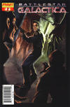 Cover for Battlestar Galactica (Dynamite Entertainment, 2006 series) #2 [Cover A]