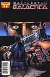 Cover for Battlestar Galactica (Dynamite Entertainment, 2006 series) #2 [Cover B]