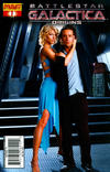 Cover for Battlestar Galactica: Origins (Dynamite Entertainment, 2007 series) #1 [Cover B (Photo)]