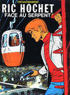 Cover for Ric Hochet (Le Lombard, 1963 series) #8 - Face au serpent