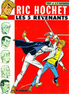 Cover for Ric Hochet (Le Lombard, 1963 series) #10 - Les 5 revenants